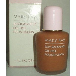 Mary Kay Day Radiance Oil-Free Foundation ~ Mahogany Bronze