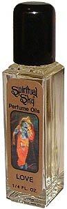 Spiritual Sky Perfume Oil 14 Oz  Love