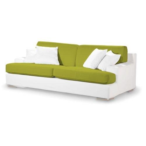4-tlg. Sofa-Bezug-Set Etna Farbe: Limone
