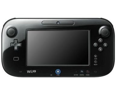 Wii U Game Pad Kuro (仮称)