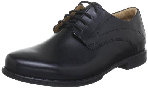 Ganter Greg, Weite G Lace-Ups Men black Schwarz (schwarz 0100) Size: 12 (47 EU)
