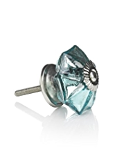Mercury Glass Door Knob