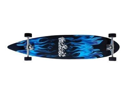 Krown Skateboard Longboard Cruiser Complete - High End Professional Longboard Skateboard