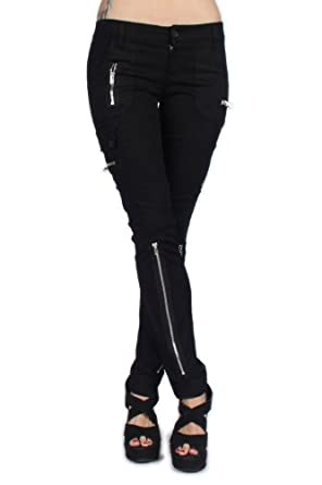Luxury The Tripp Clothing Company Produces A Baggy Version Of Bondage Pants For Both Men And Women The Mens Variety Tend To Feature Baggier Legs, Larger Pockets And More Metal Details Such As Chains, Skulls, Mock Handcuffs And Drings