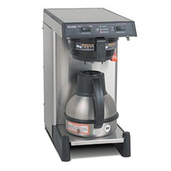 Bunn 15-S-Aps Smartwave Low Profile Coffee Brewer - Analog Operation