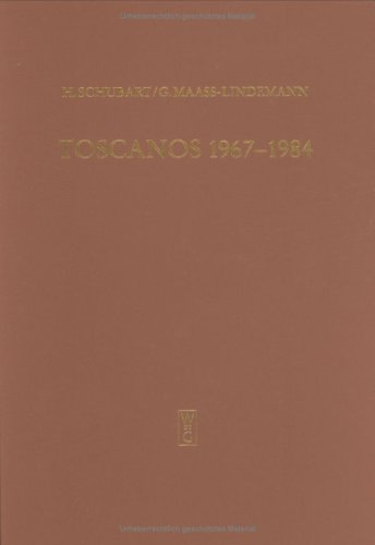 Toscanos / Die phönizische Niederlassung an der Mündung des Río de Vélez: Grabungskampagnen in der Siedlung von Toscanos  (1967 und 1978), an den ... Jardin: Lieferung 2 (Madrider Forschungen)