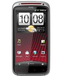 HTC Sensation Z710E Unlocked GSM Android Smartphone with GPS, 8 MP Camera and Wi-Fi – Unlocked Phone – No Warranty – Black