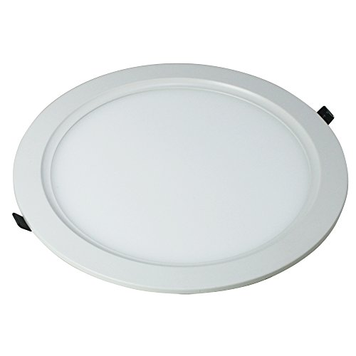 Downlight LED circular de 18w Couson, extraplano