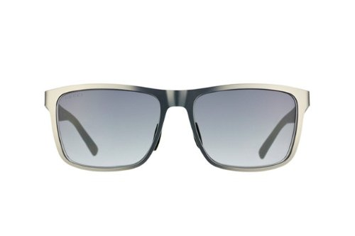 Yves Saint Laurent Gucci GG2238/S Sunglasses-0R81 Gold (JJ Gray Gradient Lens)-57mm