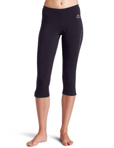Hyde Women's Capri Legging Cropped Pant