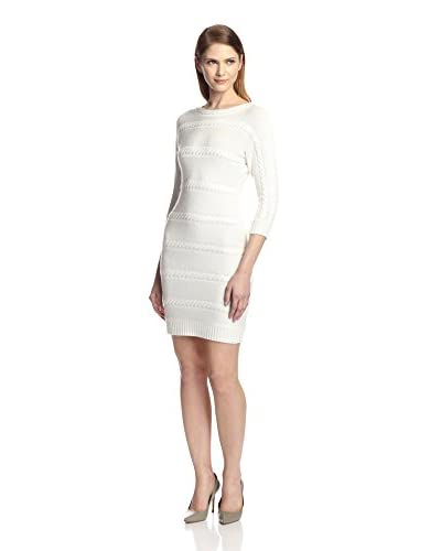 Marc New York Women's Cable Sweater Dress