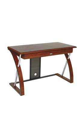 Buy Low Price Comfortable Computer Desk – Office Star AR2544 – Aurora Collection (B004OFNU5E)
