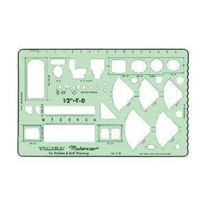 6 Pack Template Kitch/Bath Modernize Drafting, Engineering, Art (General Catalog)