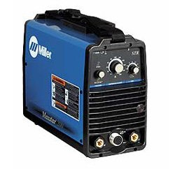 Maxstar 200 STR Stick Welder, 1- & 3- Phase, 1 - 200 DC from Miller Electric Mfg Co