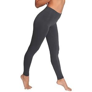 American Apparel Cotton Spandex Jersey Legging - Asphalt / S