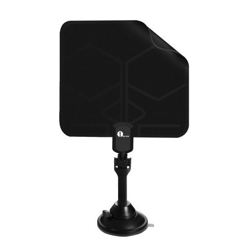 "Learn More About 1Byone® 0.02"" Paper Thin Digital Indoor TV Antenna Aerial Ultra Thin Lightwei..."
