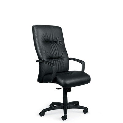 Amazing La Z Boy Majestic High Back Office Chair with Arms L