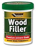 Advanced EVERBUILD - MPWOODWE2 - FILLER, WOOD, WHITE, 250ML - Min 3yr Cleva Warranty