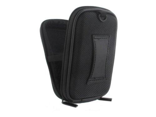 Hardcase Kameratasche Etui Fototasche mit Reißverschluss Hartschale Tasche für Pentax Efina Optio E85 LS1000 M50 M90 RS1000 RS1500 S1 WS80 Maginon Performic S5 Slimline X5 X50 X6 X60 XS60 XS7 XS70 XS80 SZ125 XS6 AgfaPhoto Optima 1 100 103 104 105 145 3