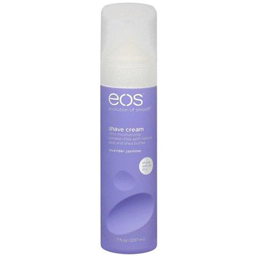 Eos 滑らかなシェービングクリームラベンダージャスミンの香り 200ml 並行輸入品