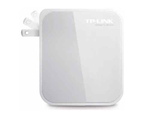 TP-LINK  Wireless N150 Mini Pocket Router (TL-WR700N)