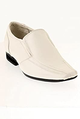 Page boy's shoe for wedding - formal - holy communion - party