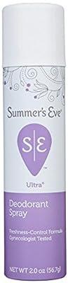 Summer's Eve Feminine Deodorant SprayUltra Extra Strength 55g