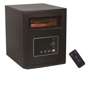 Lifesmart Renew 1500 Watt Infrared Heater image B005K8LEAM.jpg