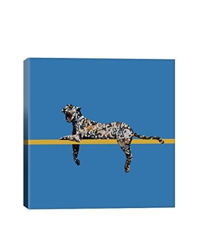 Banksy Yankee Stadium Tiger #2 Giclée On Canvas