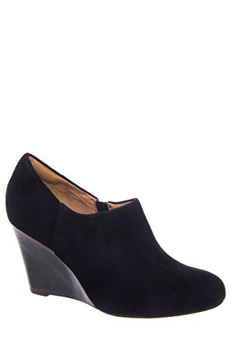 Purity Frost Wedge Bootie