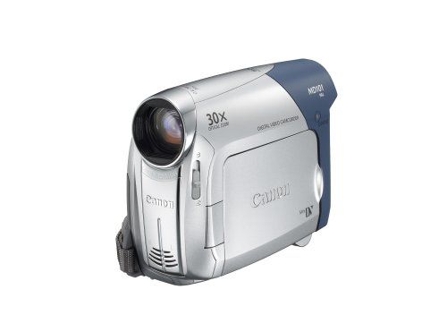 Canon MD101 Digital MiniDV Camcorder (30x Optical Zoom, 2.7