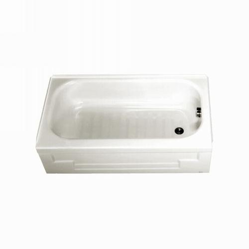 4 foot tub american standard mackenzie for How long is a standard bathtub