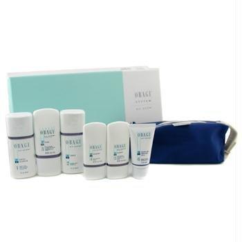 Nu Derm Skin Transformation System Travel Set Normal to Oily