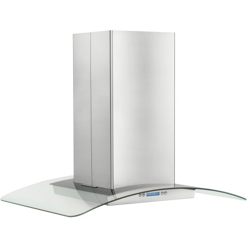 Electrolux : RH36PC60GS Designer Island Chimney Hood with 600 CFM Internal Blower - 36 in