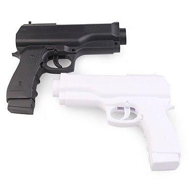 le-temps-de-traitement-2-jours-pair-de-pistolets-pour-wii-noir-blanc