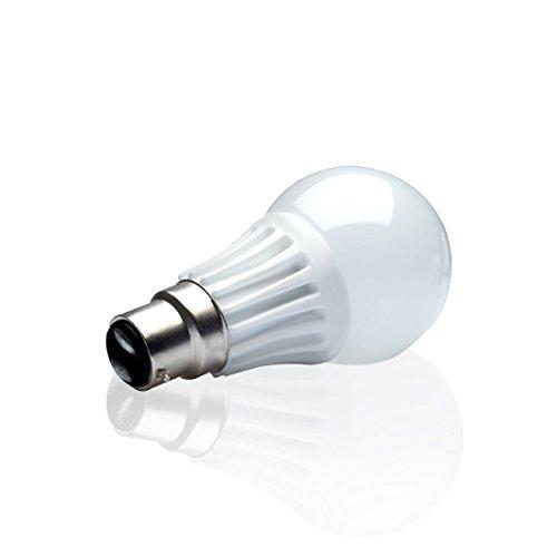 7W 600 Lumen Glass LED Bulb (Warm White)