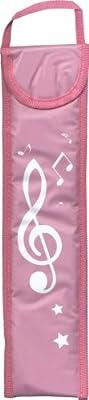 Recorder Deluxe Bag (Pink)