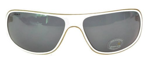 Fastrack Oval Sunglasses (White) (P169BK1)