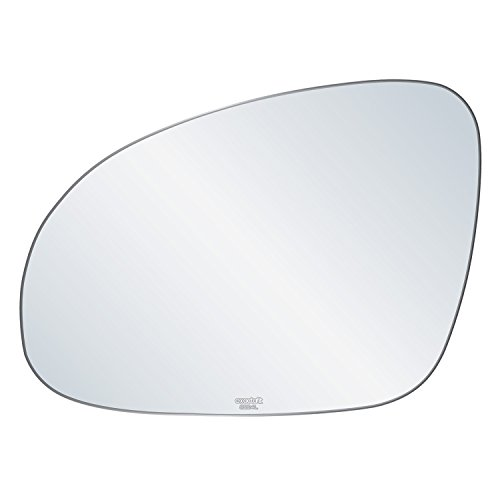 exactafit-8224l-replacement-side-mirror-glass-lens-fits-drivers-left-hand-lh-for-volkswagen-vw-eos-g