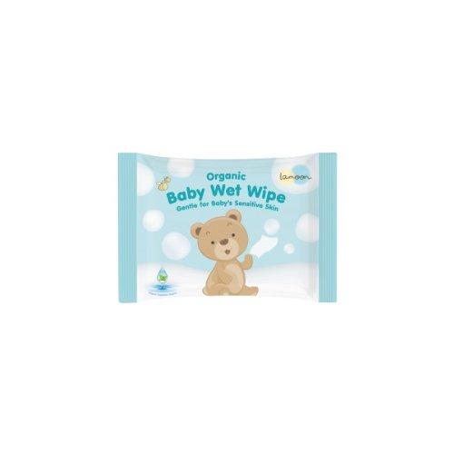 Organic Baby Wet Wipe 20 Sheets * 6 Pcs. For Baby
