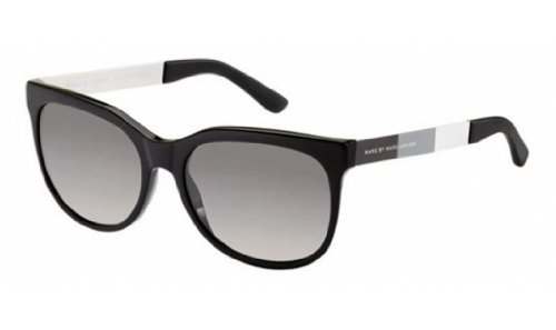 Marc By Marc Jacobs 409/S Sunglasses Black / Gray Gradient