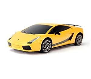 RC 1/24 Lamborghini Gallardo Superleggera Remote Control Car (color may vary)