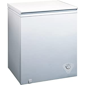 HS-185C 5.0 cu. ft. Chest Freezer