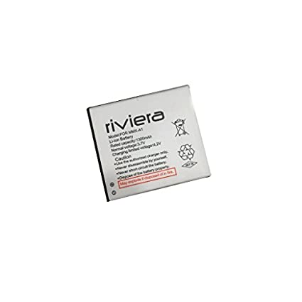 Riviera 1300mAh Battery (For Micromax A1)