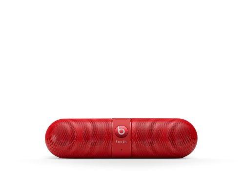 Beats Pill Portable Speaker (Red)