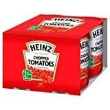 Heinz Chopped Tomatoes 4x400g