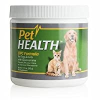 PetHealth OPC Formula with Glucosamine for Dogs & Cats,11.1 OZ/315g