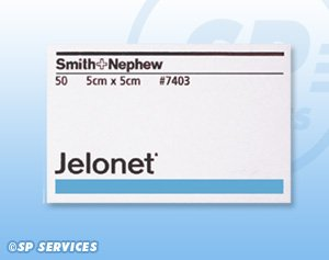 Jelonet 10cm x 10cm - Pack of 10 Dressing