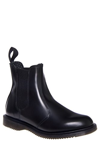 Flora Low Heel Chelsea Boot