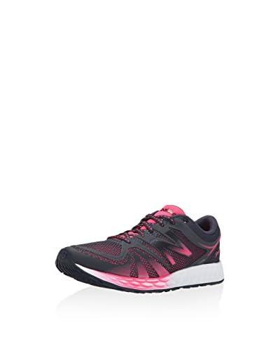 New Balance Sneaker WX822GI2 grau/lila
